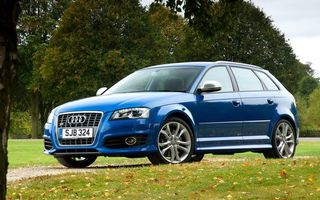 Photo free audi, blue, hatchback