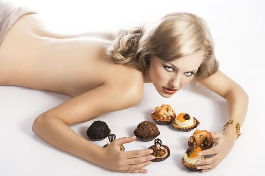 Фото бесплатно настроение, вкусности, торты