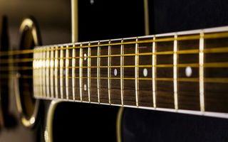 Заставки гитара,струны,искусство,звук