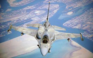Фото бесплатно самолет, хвост, кабина
