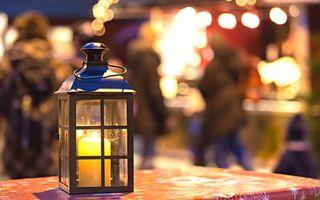 Заставки фонарь, стекло, свеча