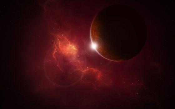 Photo free planet, space, universe