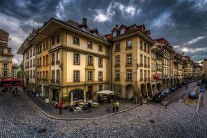 Бесплатные фото Bern,Switzerland,город