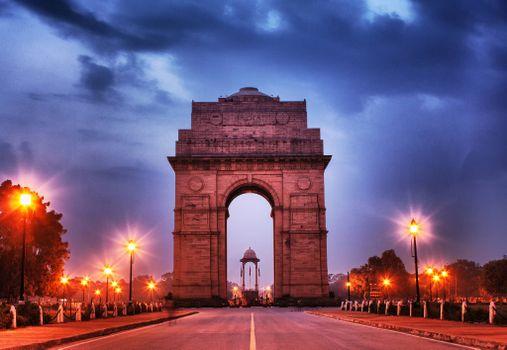 Фото бесплатно Delhi, india, индия