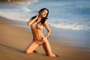Фото бесплатно модель, fonwall ru, сексуальная девушка