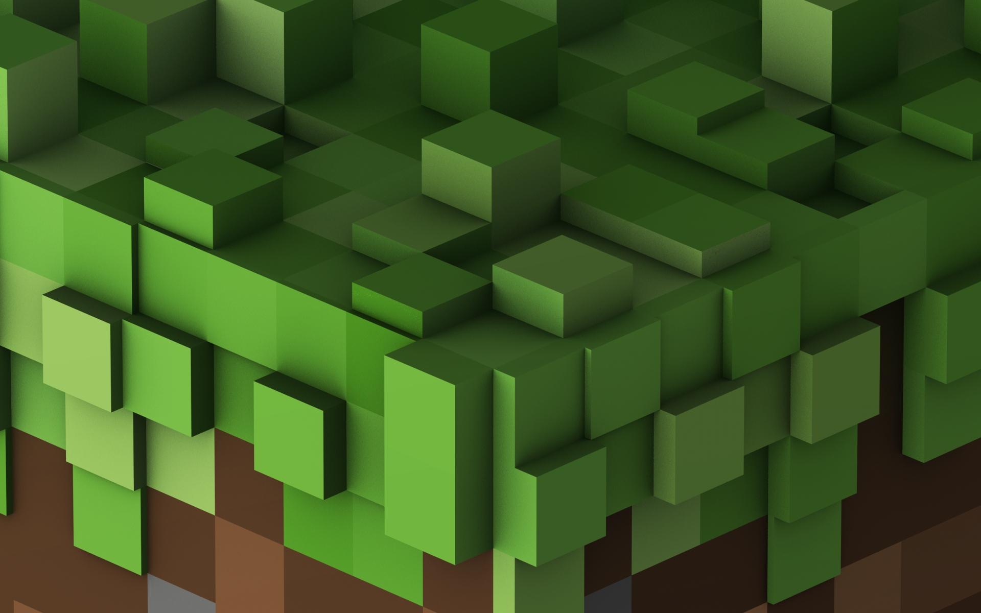 обои Кубики, фигура, абстракция, зеленый картинки фото