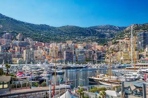 Фото бесплатно Монако, Монте-Карло, порт