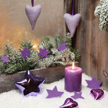 Фото бесплатно свеча, Рождество, дизайн