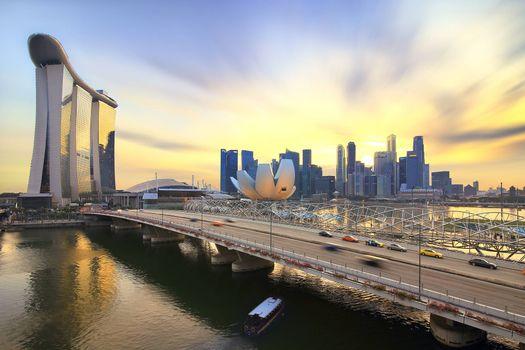 Бесплатные сингапур, сингапур красивые обои на рабочий стол