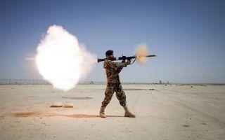 Бесплатные фото солдат,пзрк,выстрел,огонь,пламя,ракета