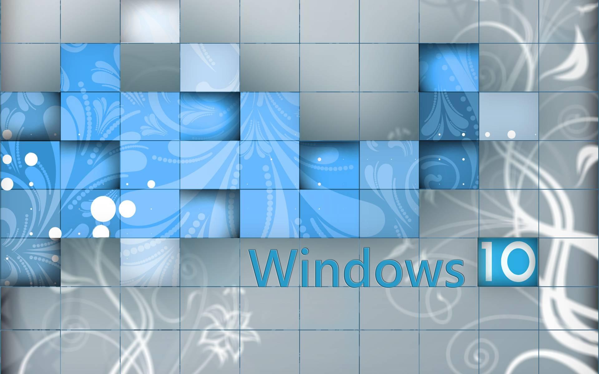Обои windows 10, wallpaper, обои
