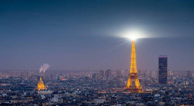 Заставки на тему париж, эйфелева башня