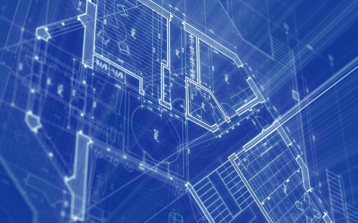 Фото бесплатно схема, чертеж, конструктор, свет, 3d графика