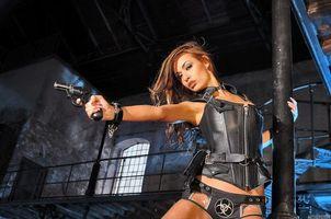 Бесплатные фото adriana corset,девушка,модель,красотка