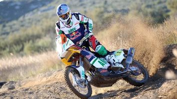 Photo free motocross, motorcyclist, helmet