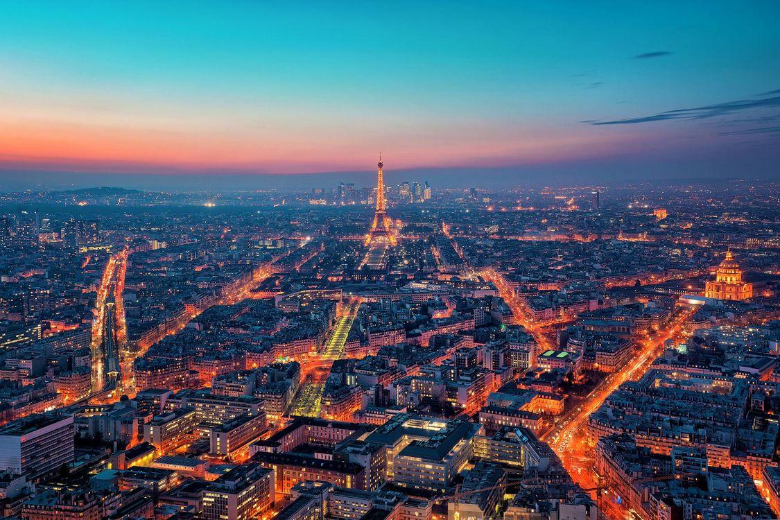 Фото бесплатно Париж, Франция, Paris, эйфелева башня, город