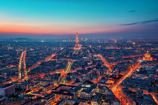 Photo free Paris, France, Eiffel Tower