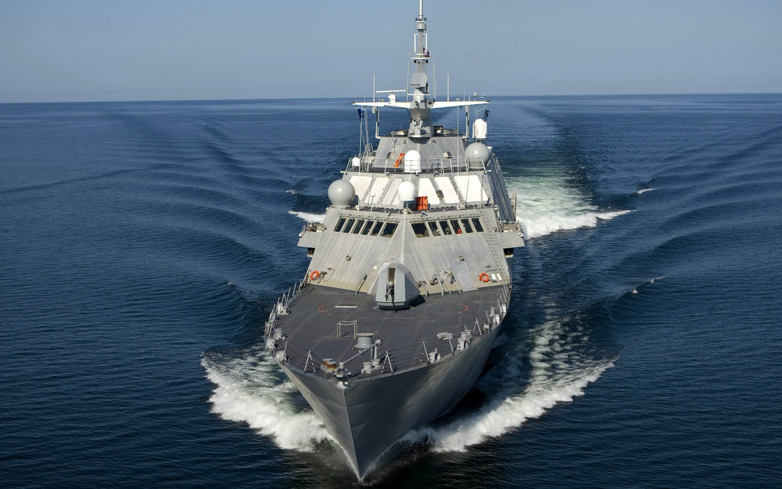 Обои крейсер, морской флот