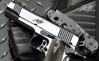 Бесплатные фото пистолет,ствол,курок,затвор,нож,складной