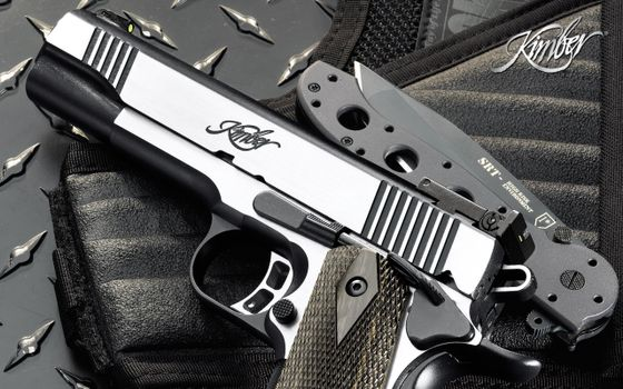 Photo free knife, bolt, trigger