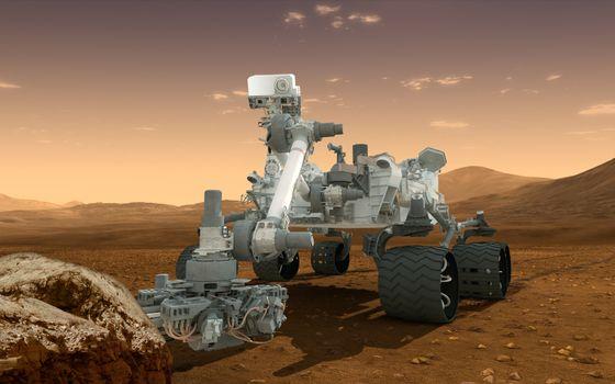 Бесплатные фото планета,поверхность,марсоход,аппаратура,камера,колеса