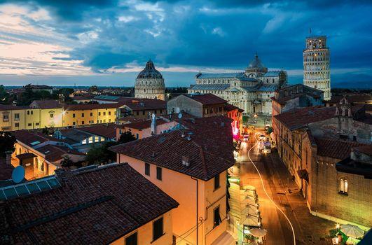 Фото бесплатно Пиза, Тоскана, Италия