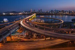 Заставки Сеул, Южная Корея, город