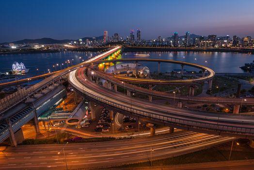 Фото бесплатно Сеул, Южная Корея, город