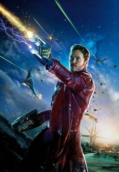 Photo free Guardians of the Galaxy, adventure, action