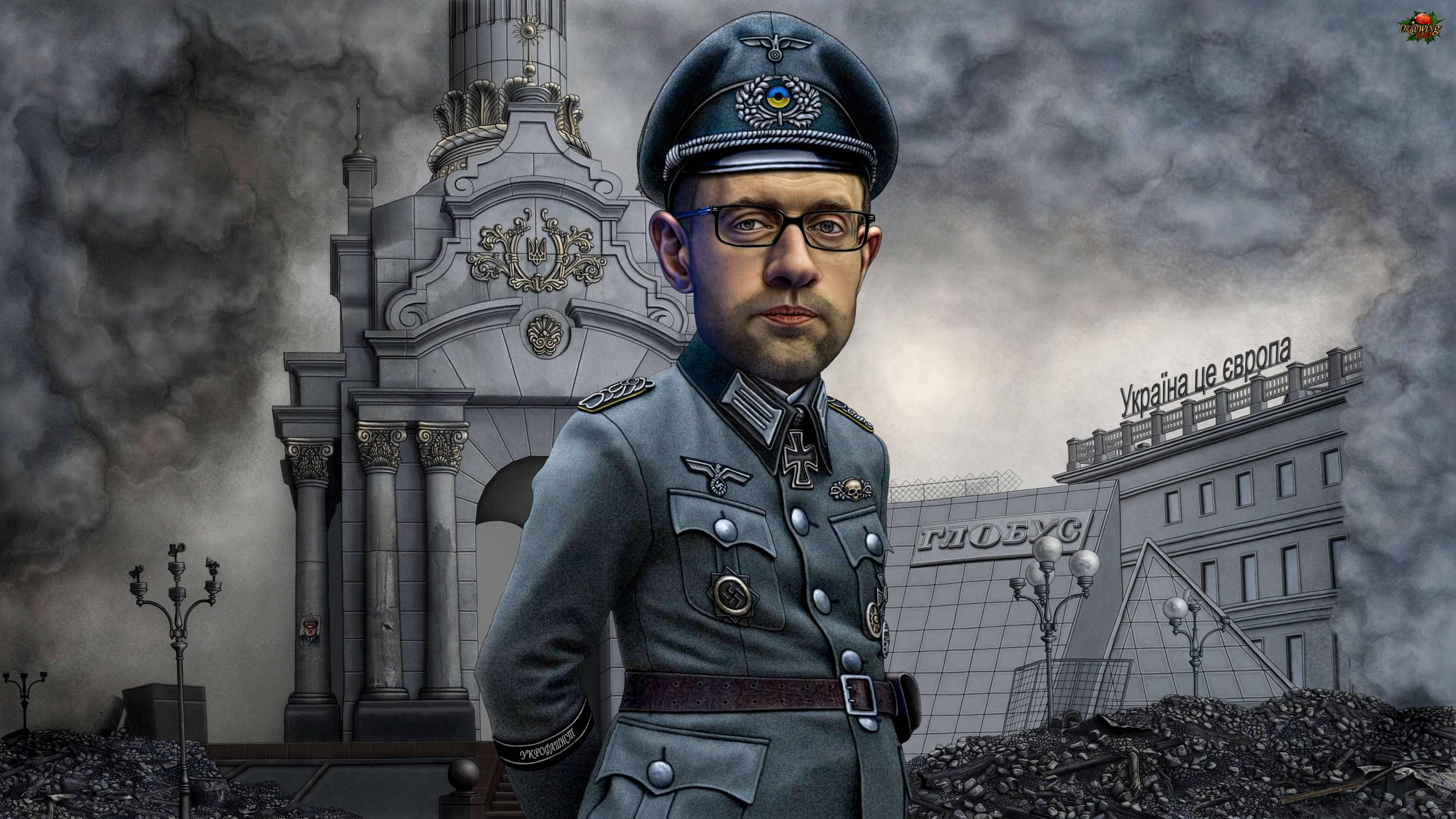 обои Яценюк, Украина, Майдан картинки фото