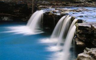 Бесплатные фото река,течение,камни,водопад,струи,брызги