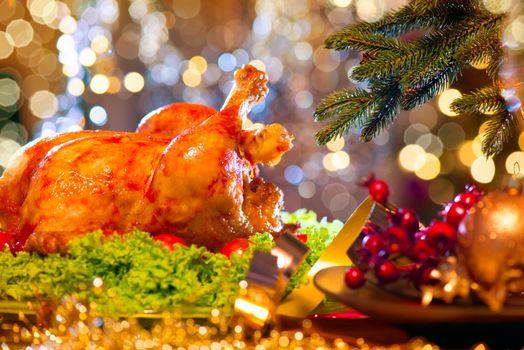 Фото бесплатно Рождество, Новый Год, стол