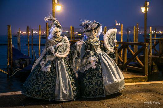 Photo free Italy, Carnival Venice, Venetian carnival