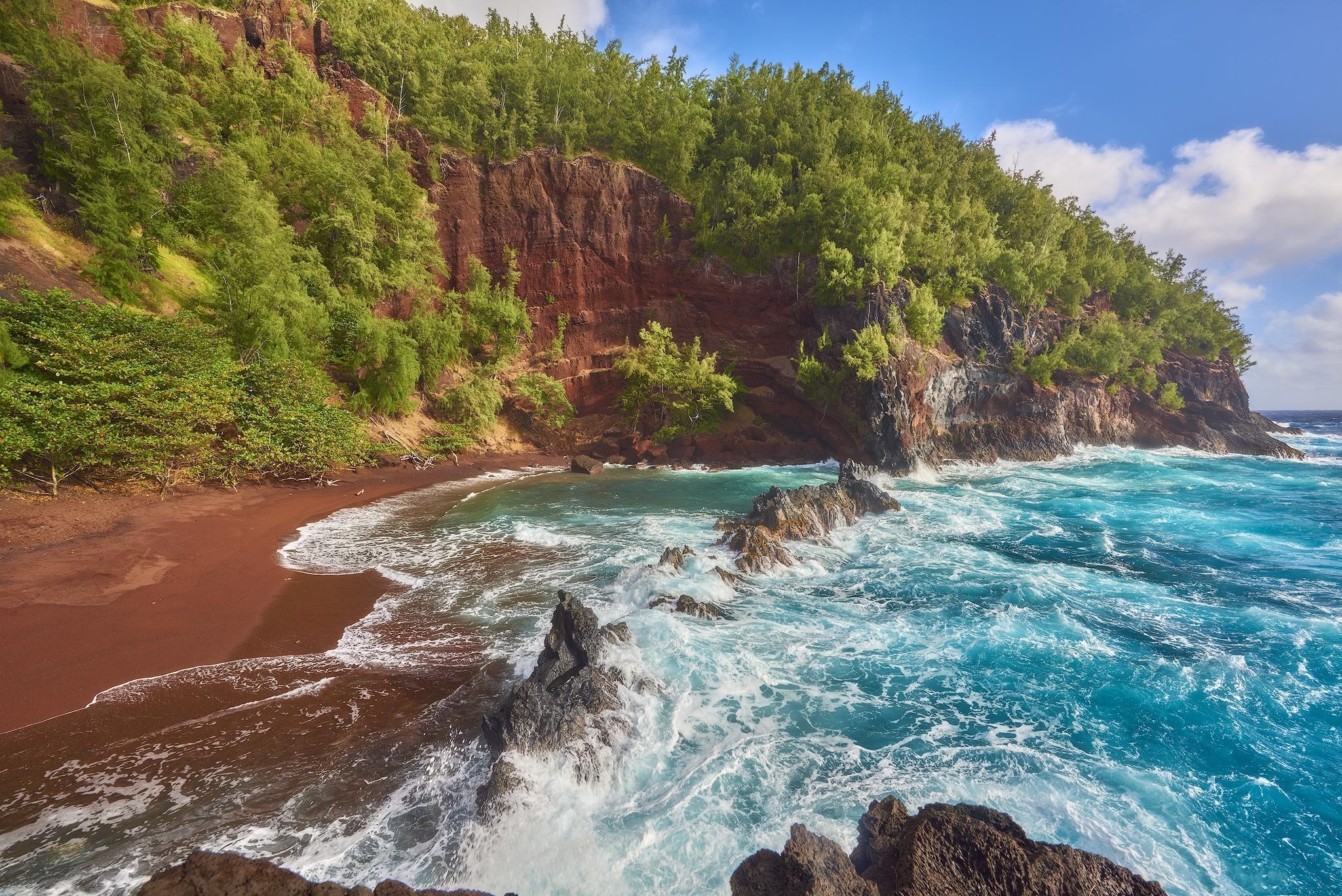 обои море, берег, волны, скалы картинки фото