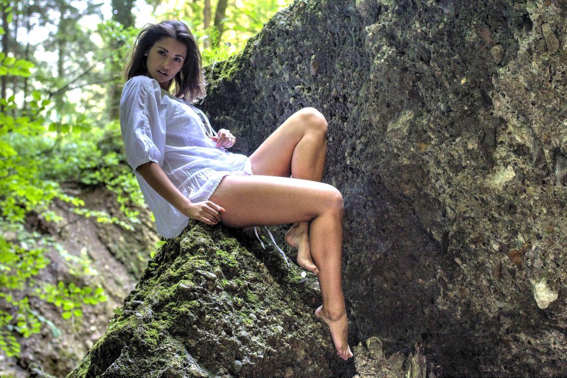 Обои ALINA, девушка, модель, красотка на телефон | картинки девушки