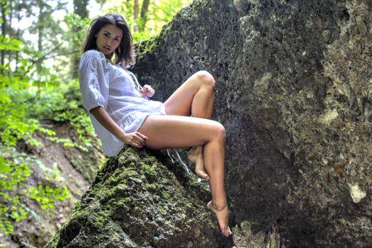 ALINA, девушка, модель, красотка