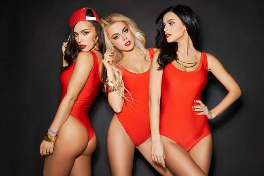 Beautiful pictures girls, member of the group serebro