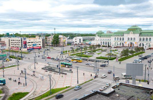 Photo free Russia, Khabarovsk, station