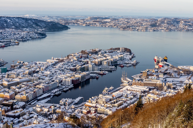 Берген, Хордаланн, Норвегия