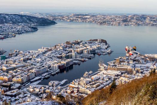 Фото бесплатно Берген, Хордаланн, Норвегия
