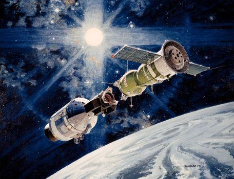 Фото бесплатно космос, планета, Земля