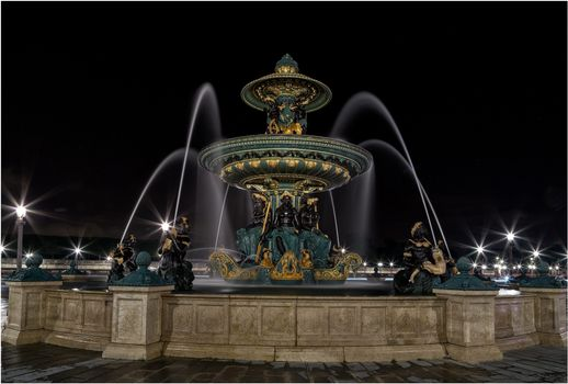 Photo free city, Place de la Concorde, Paris