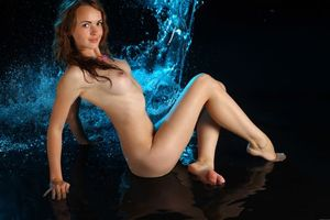 Фото бесплатно Настя Е, обнаженная девушка, красотка