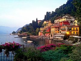 Бесплатные фото Varenna,Italy,город,Италия