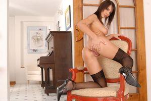 Бесплатные фото Monika Vesela,Kiki Klement,девушка,модель,красотка,голая,голая девушка