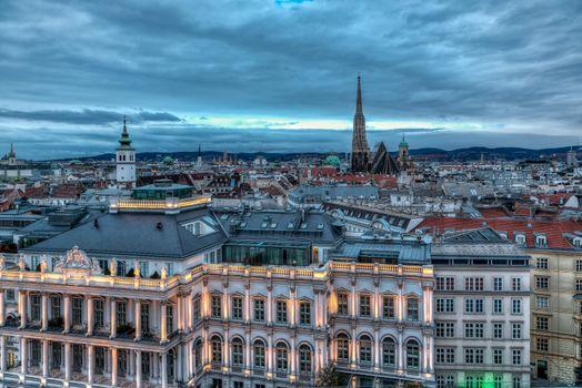Заставки Vienna, Вена, Австрия