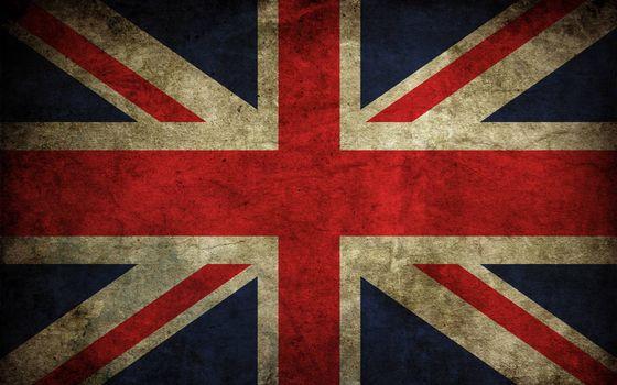 Photo free flag, United Kingdom, crosses