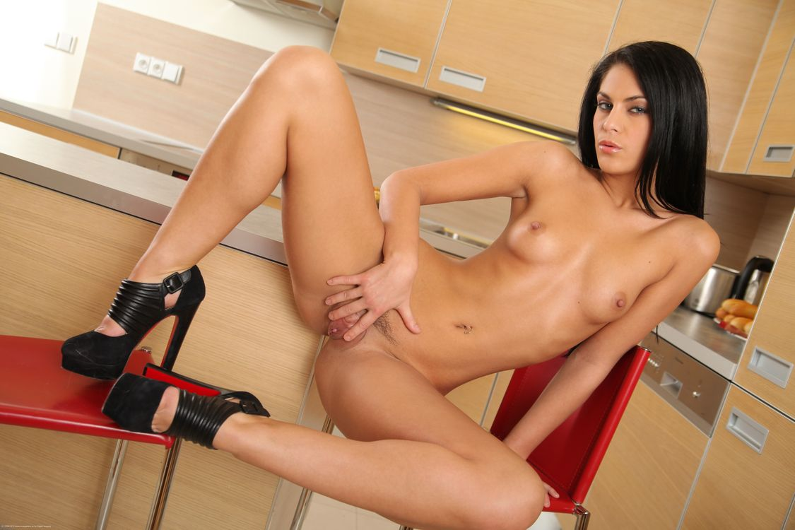 Фото бесплатно Франческа, обнаженная девушка, Франческа Галлардо - на рабочий стол