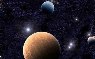 Бесплатные фото планеты,звезды,свечение,вакуум,невесомость