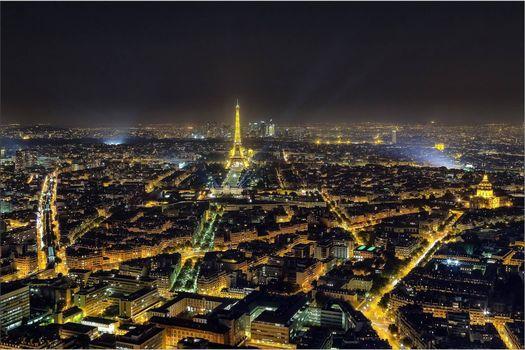 Скачать фото эйфелева башня, франция
